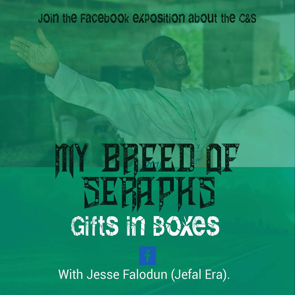 My Breed of Seraphs (Gifts in Boxes) - Jefal Era