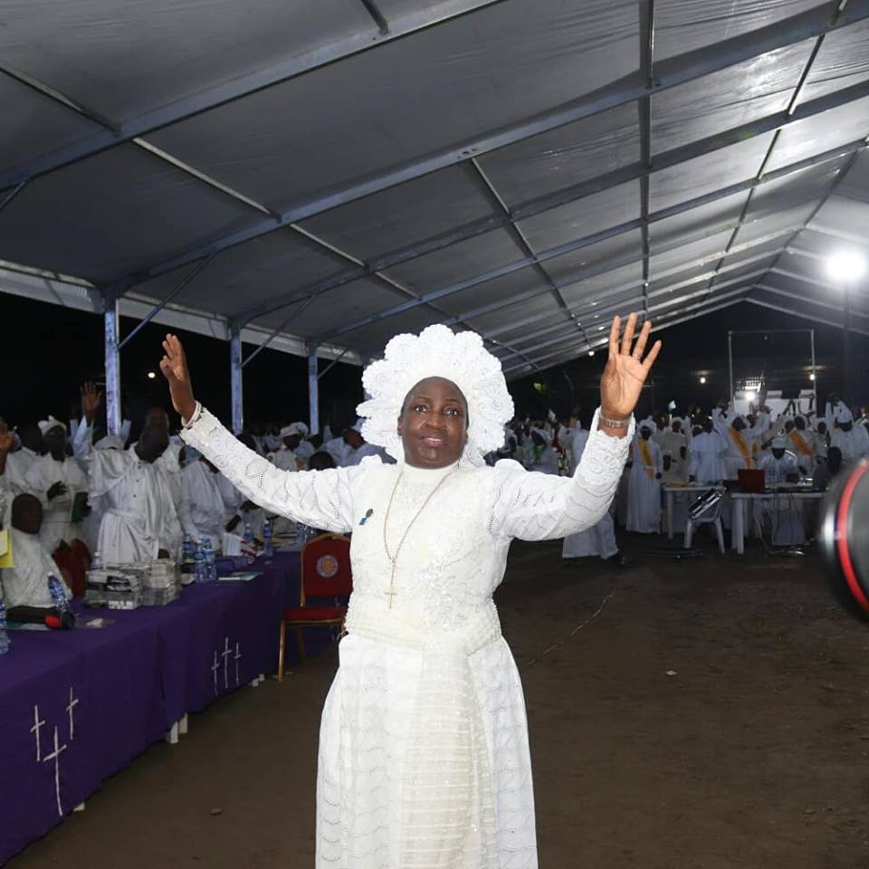 Rev. Mother Esther Abimbola Ajayi -  An Icon of Peace and Love