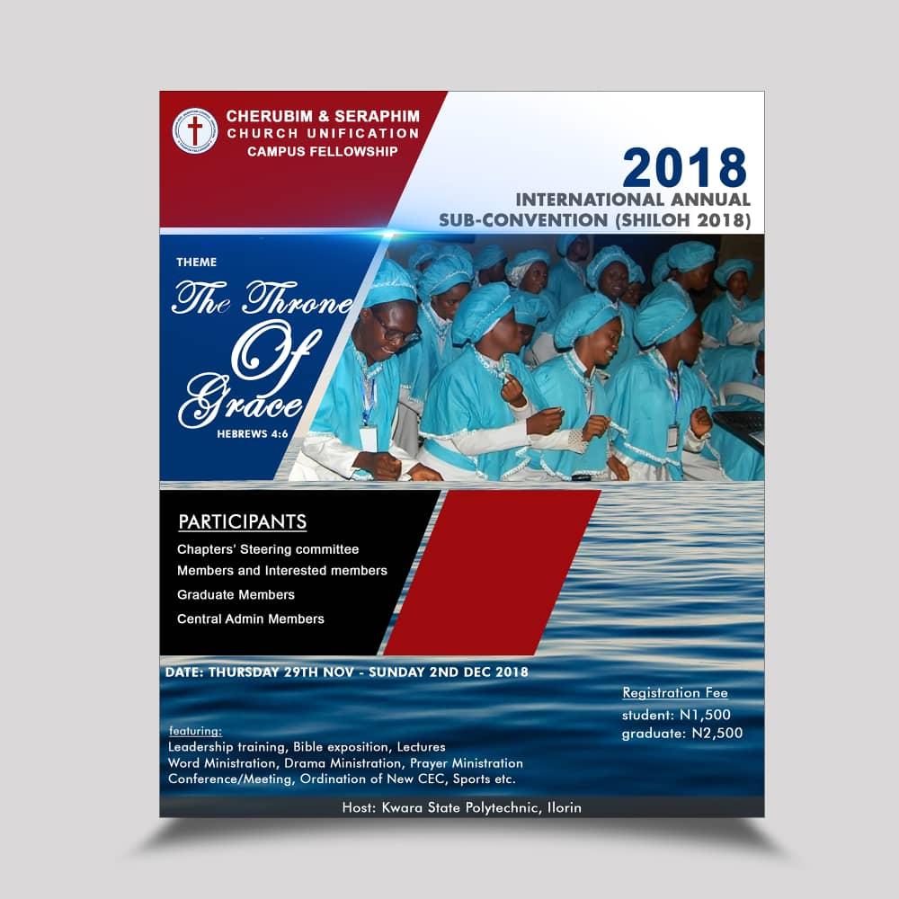2018 INTERNATIONAL ANNUAL SUB-CONVENTION (Shiloh 2018)