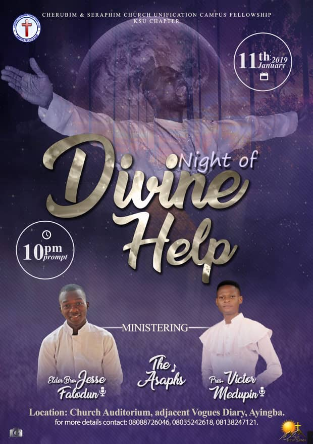 A Night of Divine Help