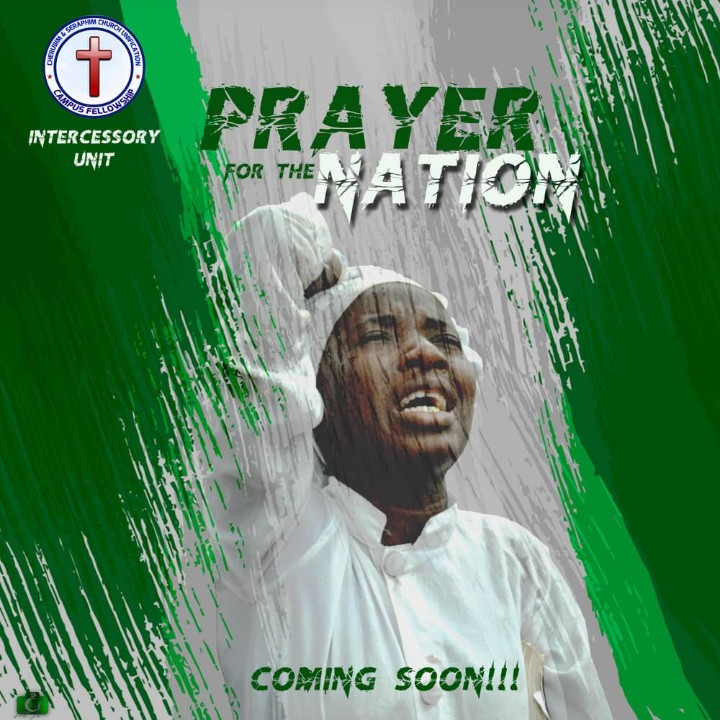 PRAY FOR THE NATION