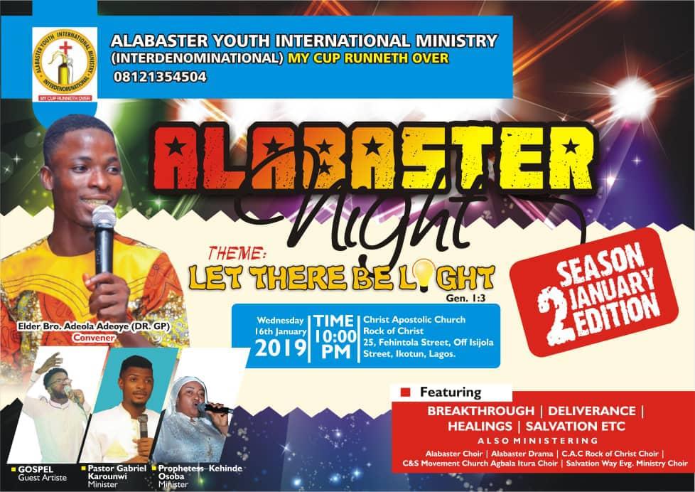 Alabaster Night (Season 2)
