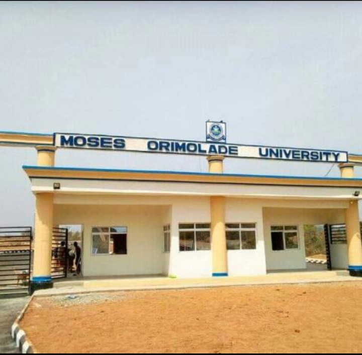 Moses Orimolade University: History has been made!