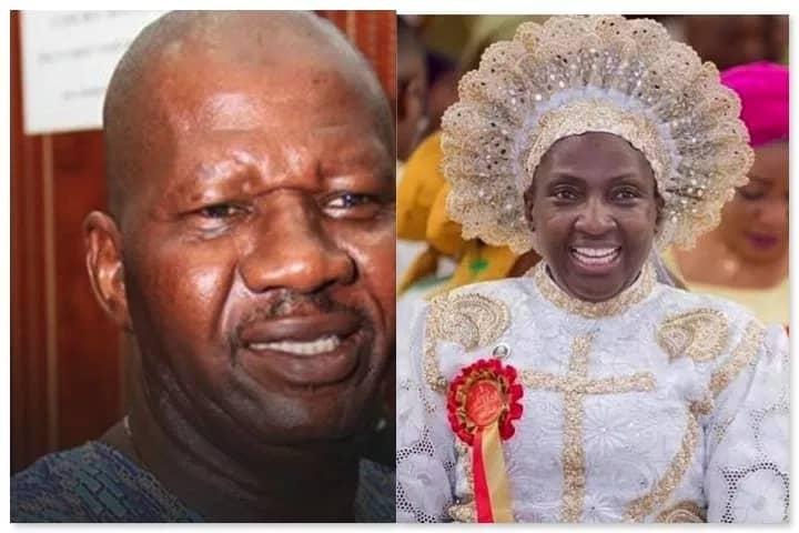 Full Story - Rev. Mother Esther Abimbola Ajayi donate 10m for BABA SUWE medical treatment.