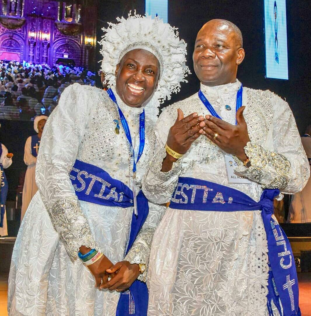 REV'D. MOTHER ESTHER ABIMBOLA AJAYI Marital's Life has proved You Wrong BY PASTOR MIKE ADENIYI AJAYI