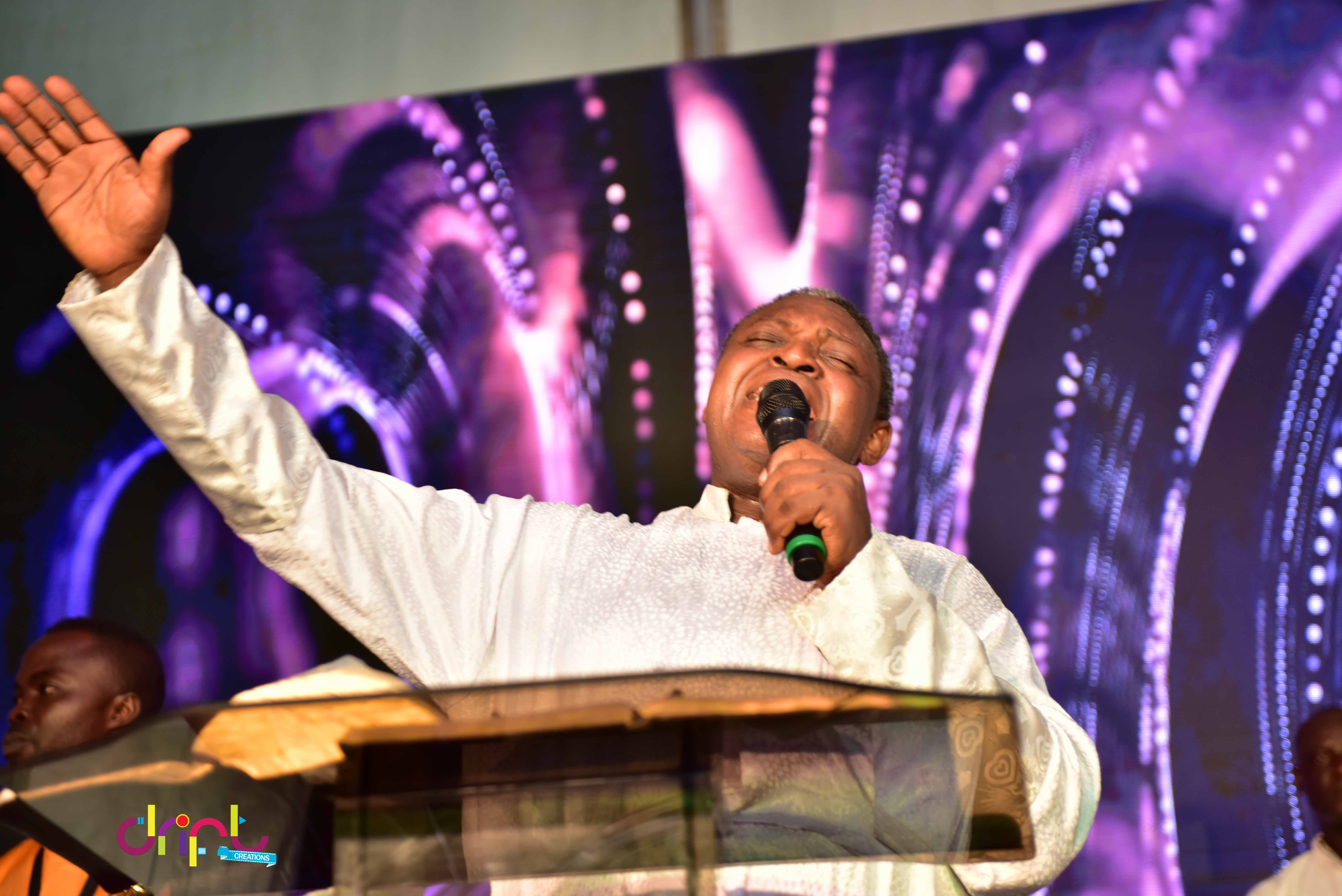 SEVEN STEPS TO WORK OUT YOUR SALVATION - Rev. Apt Adeyemi Adediran