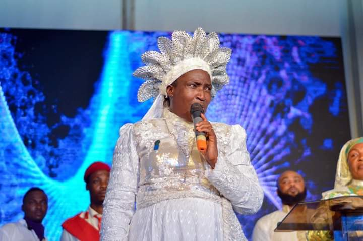 DON'T CALL IT MABA, CALL IT SERAPHIM LAND - Rev. Mother Esther Abimbola Ajayi.