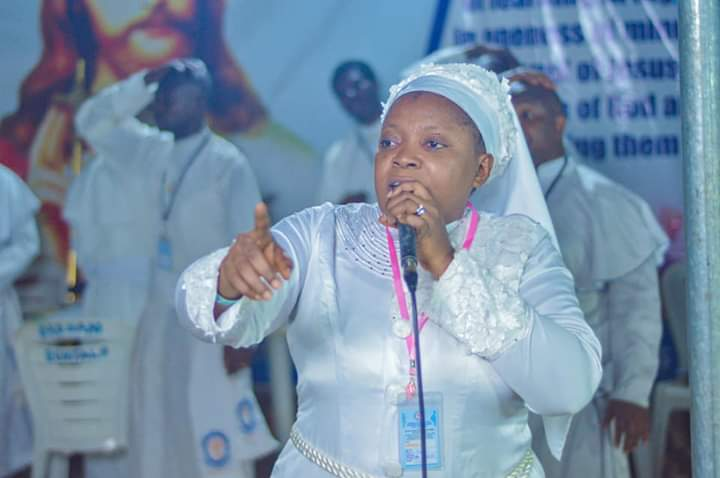 GET BACK INTO THE SCRIPTURES AND STOP MAKING NOISE - Lady Prophet Funmi Arojah Owolabi