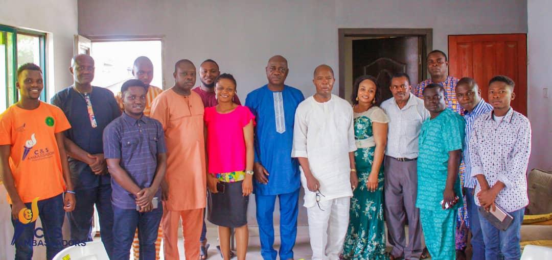 SERAPH MEDIA SUMMIT IS TO REPOSITION, REBRAND C & S - Snr.Supt.Apostle Muyiwa Adeyemi