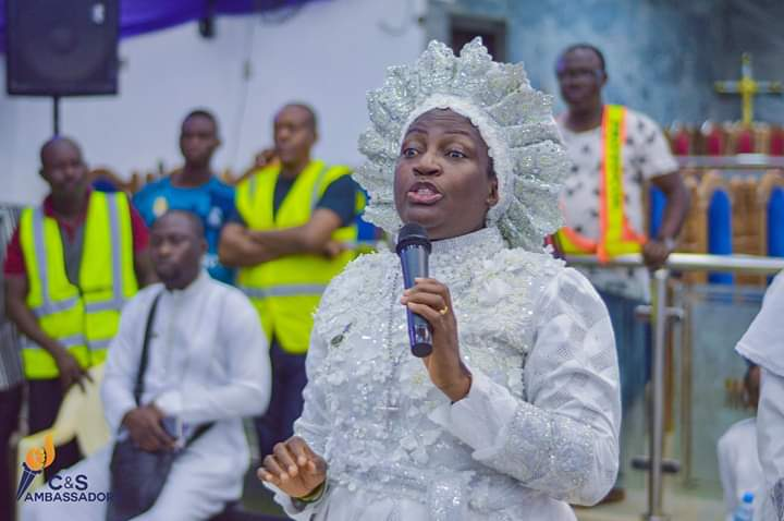 GOD WON'T ALLOW ANYONE CALL HIM A DEBTOR - Rev Esther Abimbola Ajayi.