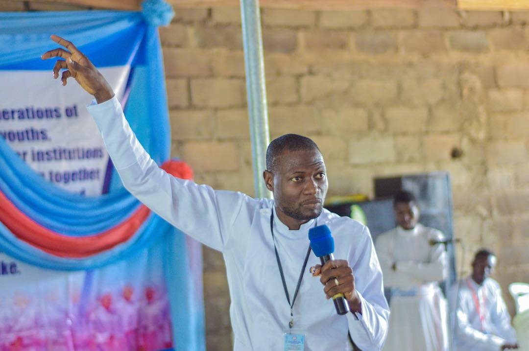 C&S IS NOT A LOCAL CHURCH BUT A  GLOBAL CHURCH - Pastor Alo Olatokunboh