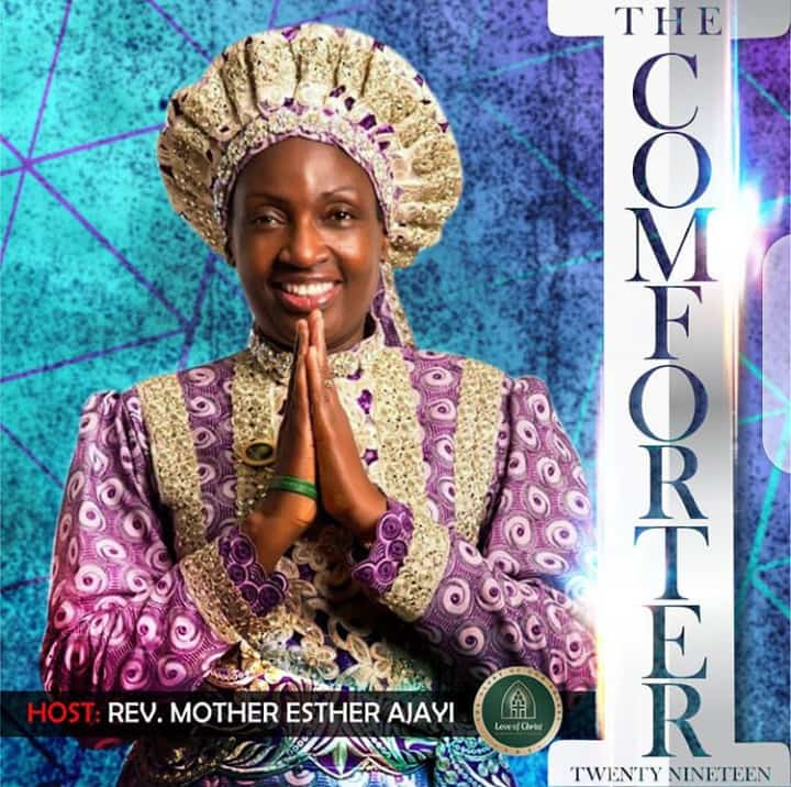 CELEBRATE THE COMFORTER 2019: BRINGING THE WORLD TOGETHER TO CELEBRATE CHRIST IN NIGERIA.