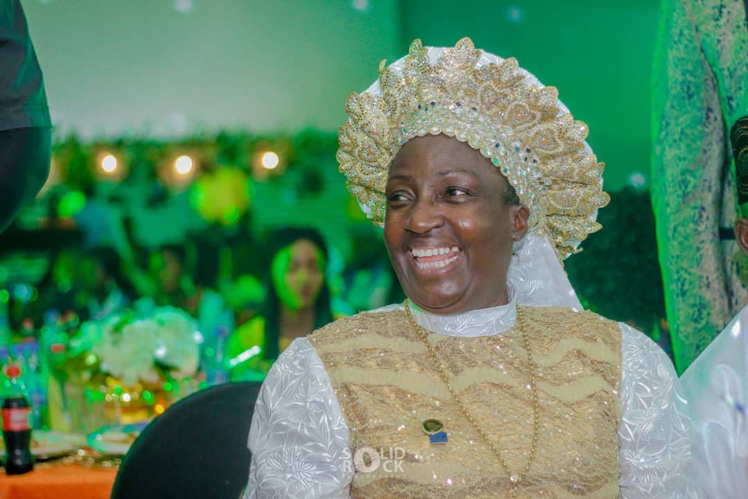 Mother Ajayi relives Transfiguration at  Mount Tabor