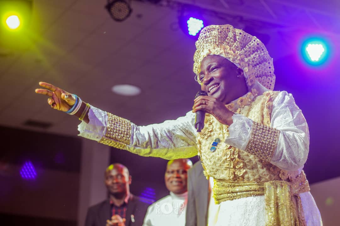 September 14 Is Important At The Seraphim Land, Every Seraph Should Be There Says Rev.  Esther Abimbola Ajayi.