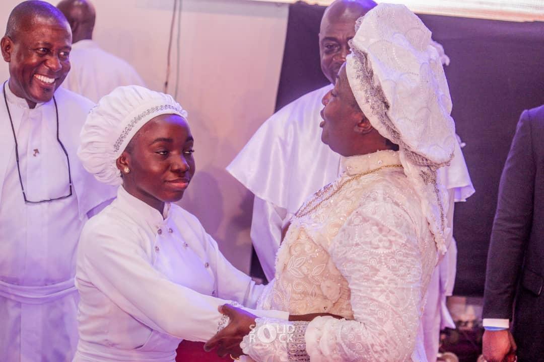 Mother Ajayi gives scholarship to Tunmise Adeyemi, Psalm 119 reciter