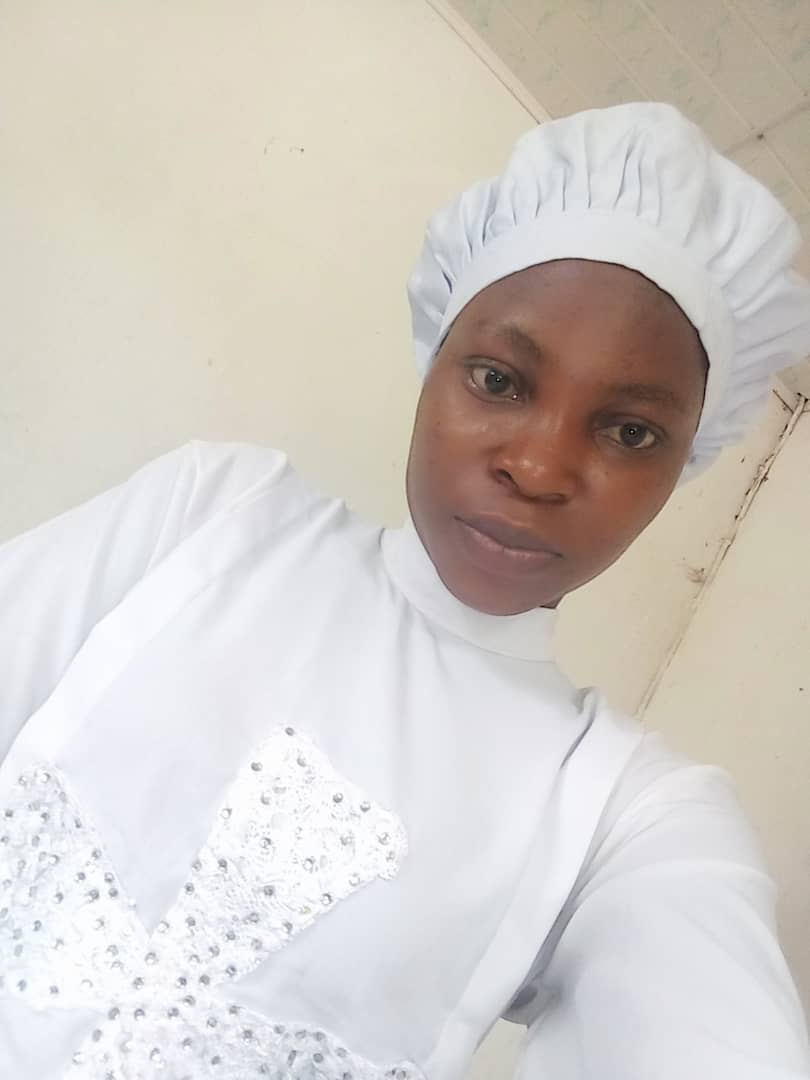 Esther Akintola the Best Graduating Student Says Great Achievements are Results of Hardwork.