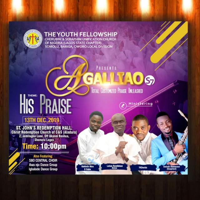 SBO YOUTHS IS SET TO HOLD AGALLIAO SEASON 7
