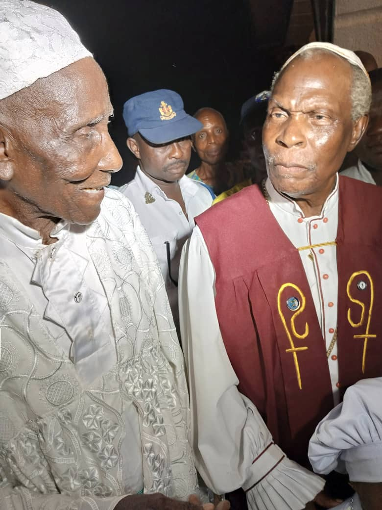 """Tunolase Family Drums Support For Unification...Adopts Baba Olori As """"Biological Son"""" Of Tunolase"""