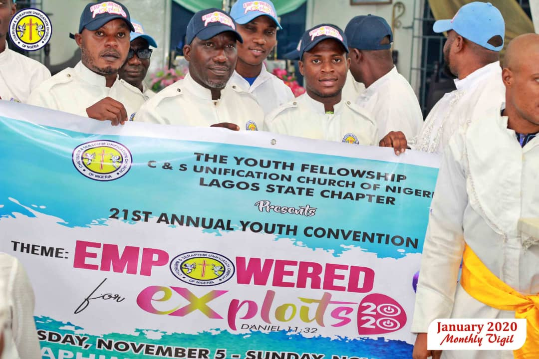 CONVENTION 2020 UNVEILED: EMPOWERED FOR EXPLOITS