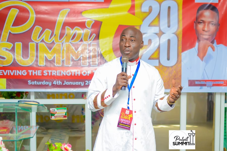 The Pulpit; The Greatest Influencer In The Body Of Christ Says Dr. Ola Joseph Okikimile