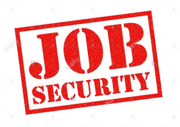 Job Security Alert! Tips Needed