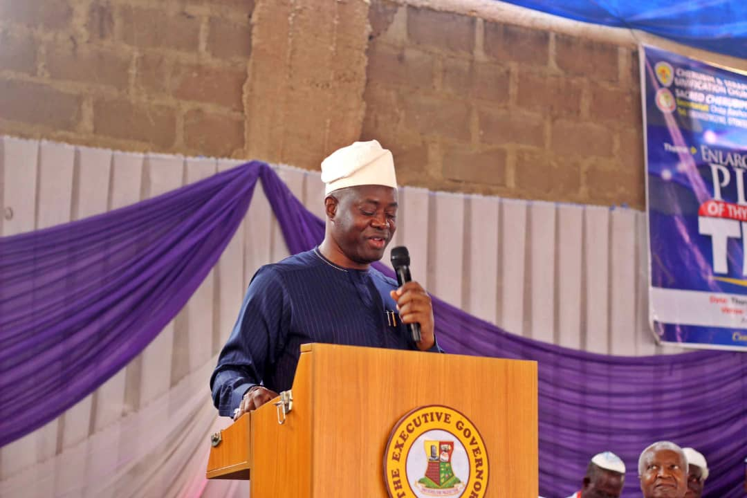 Religion Should Not Be A Dividing Force, We Owe It To Ourselves To Live Peacefully With One Another - Gov. Seyi Makinde