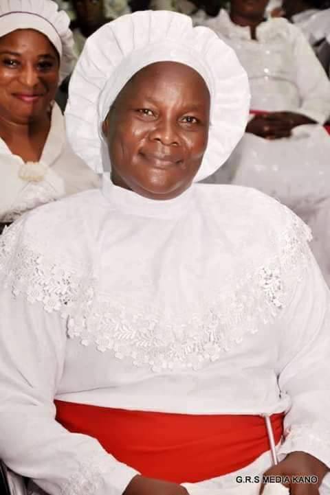 I Was Born Into A Muslim Family, I Had An Encounter With Jesus Christ While I Was In College - Prophetess Dorcas Obagbemiro