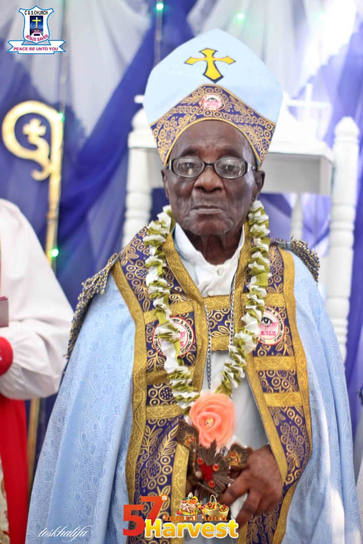 HEAVEN GAINS A SAINT AS BABA ALADURA AMUSAN OF THE PRAYING BAND C&S PASSED ON