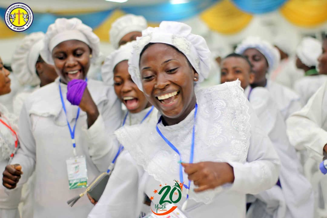 THE SISTER'S UNIT OF THE YOUTH FELLOWSHIP, C&S UNIFICATION CHURCH OF NIGERIA, LAGOS STATE CHAPTER IS SET TO MAKE HISTORY