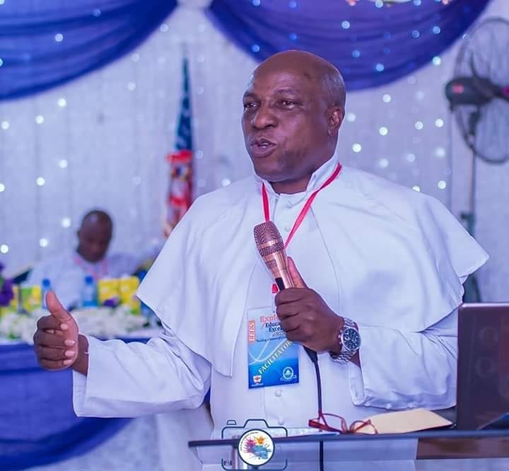 """God Will Never Announce A Church To Be The Best...""""No One Claims The Ownership Of The Holy Spirit"""" - Pastor Gideon Oyedepo"""