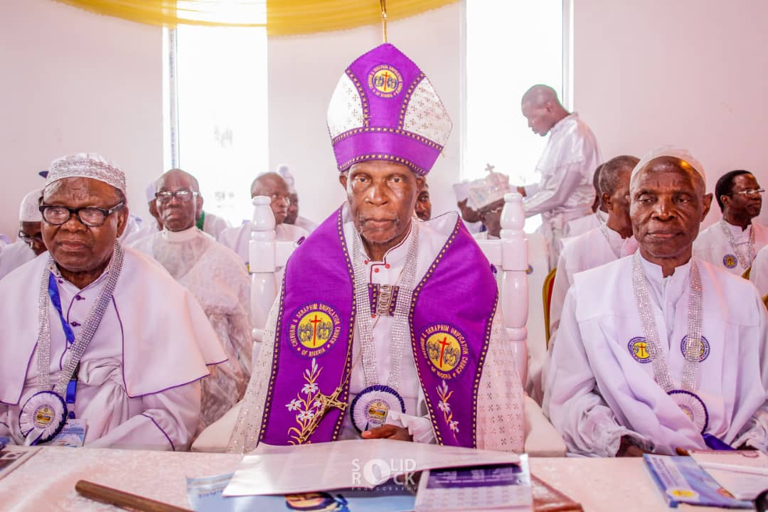 Good Friday: C & S Head, Alao Preaches Love, Sacrifice ...Charges Constitute Churches To Help Members