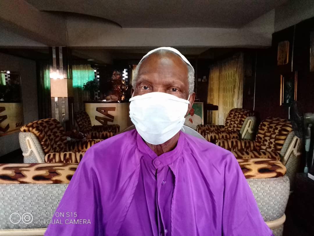 Covid-19: Baba Olori Tasks Seraphs On Face Mask