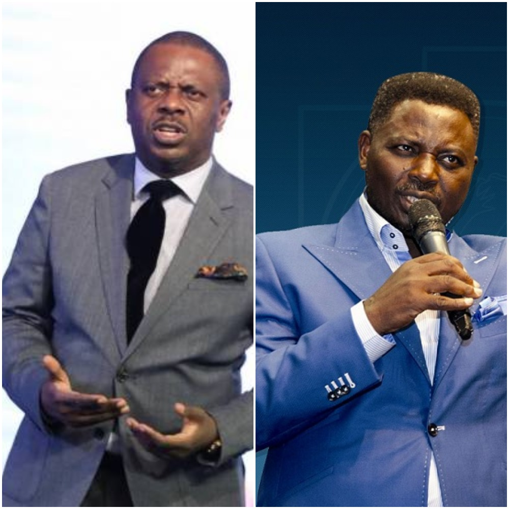 Two Wrong Notions about the C&S Church made by Pastor Matthew Ashimolowo in an Interview with Pastor Poju Oyemade