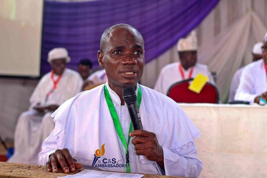 Apostle Ogunkunle tasks NEC members on development of C & S