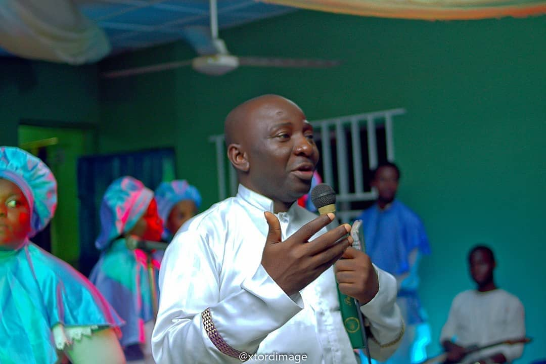 WE CAN ONLY GROW BY BEING UNITED IN PURPOSE - Apostle Olarinde  Ogunkunle