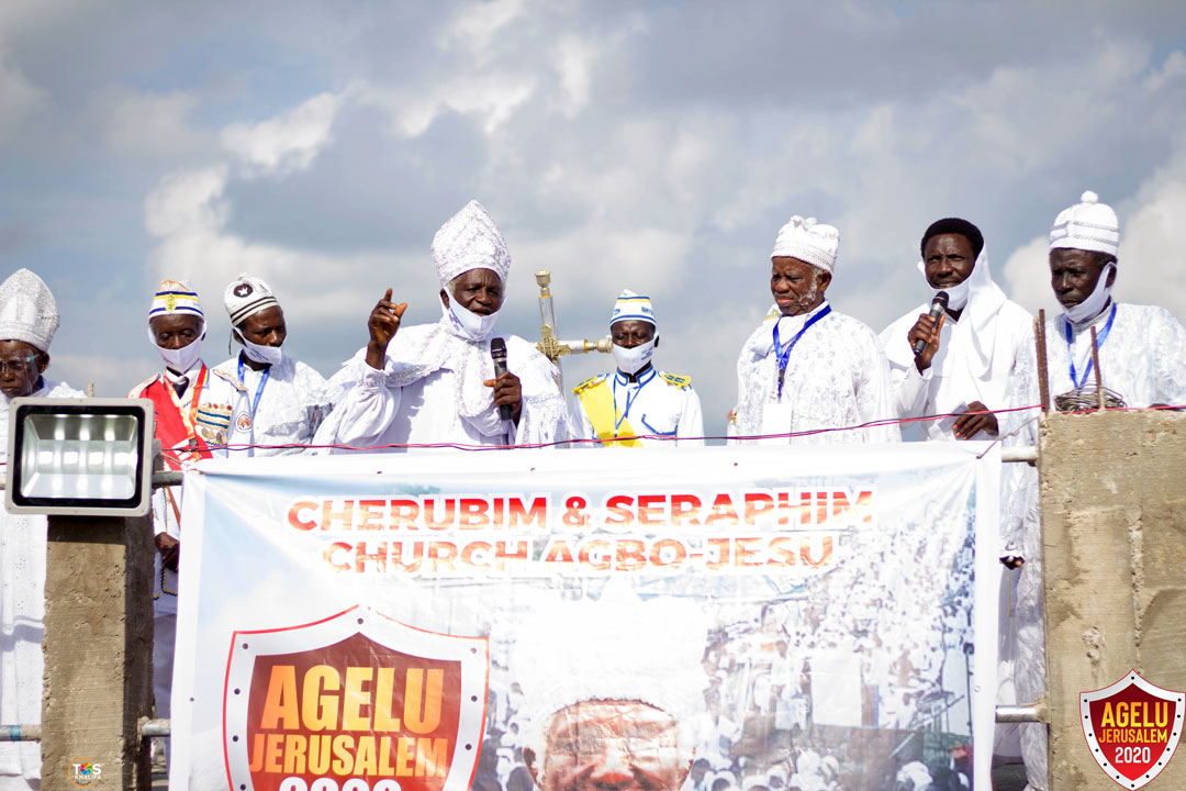 Covid 19: Agbojesu elders plead God's mercy, declare end to pandemic