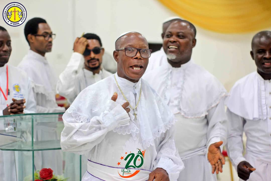 I see the church moving higher if only we can shed the shoulder of ego, the fight for supremacy, and do away with hypocrisy -  Snr Superintendent Apostle J.O Adagba