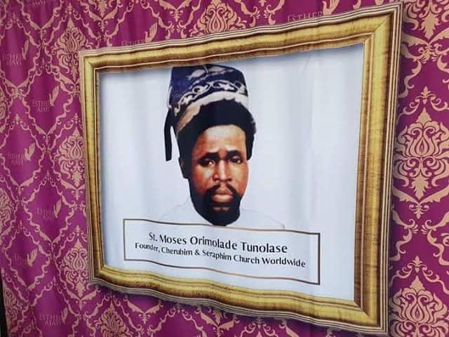 The Eternal to celebrate Moses Orimolade Tunolase's day on Oct 18  ...Top members to attend vigil @ Ojokoro