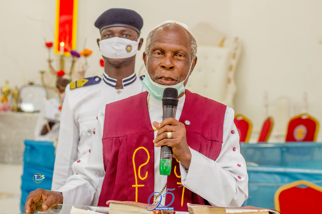 C & S Head urges Buhari to address nation, condemns shooting of protesters  ...seeks dialogue not state of emergency