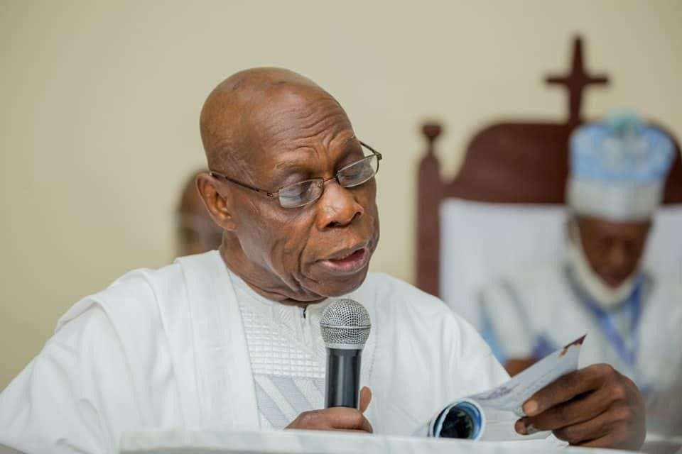 Orimolade Holy Land Dedication: 3 key takeaways from Obasanjo's speech