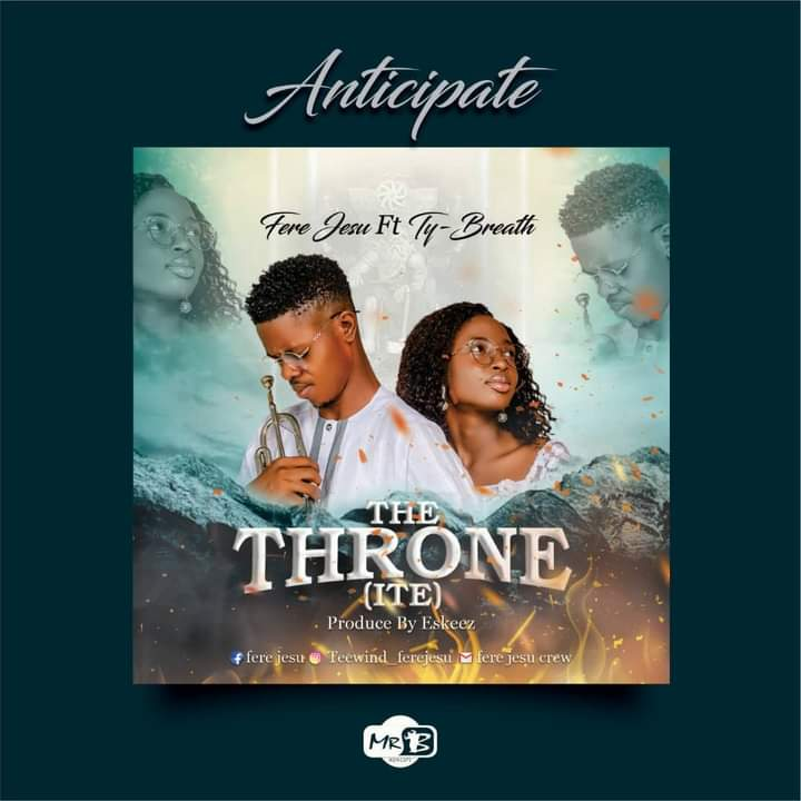 """Fere Jesu Features Ty Breath To Release """"The Throne"""" on March 13"""