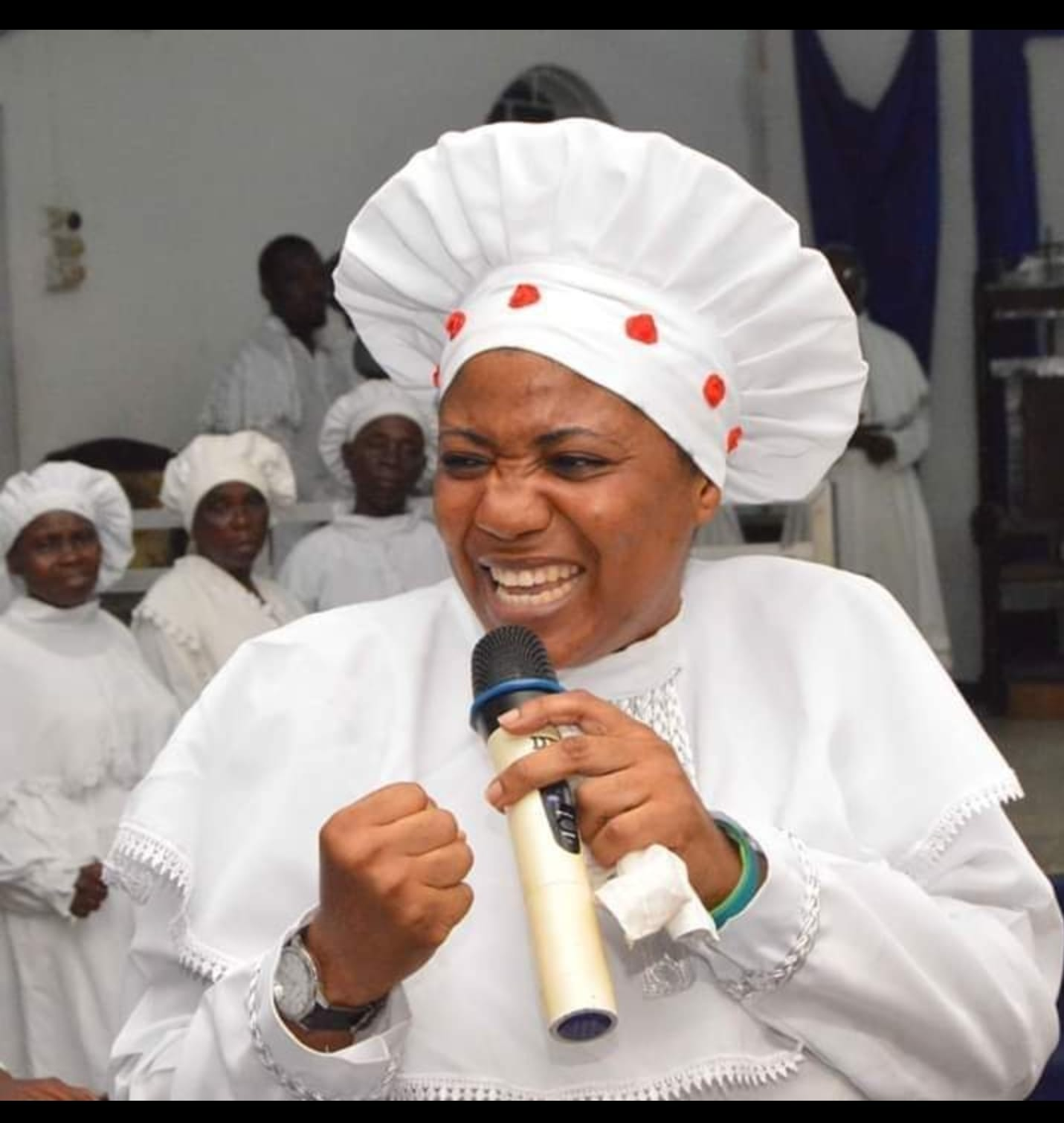 I experienced my first outburst of the holy ghost at age 10, Toyin Dabíri recounts prophetic journey