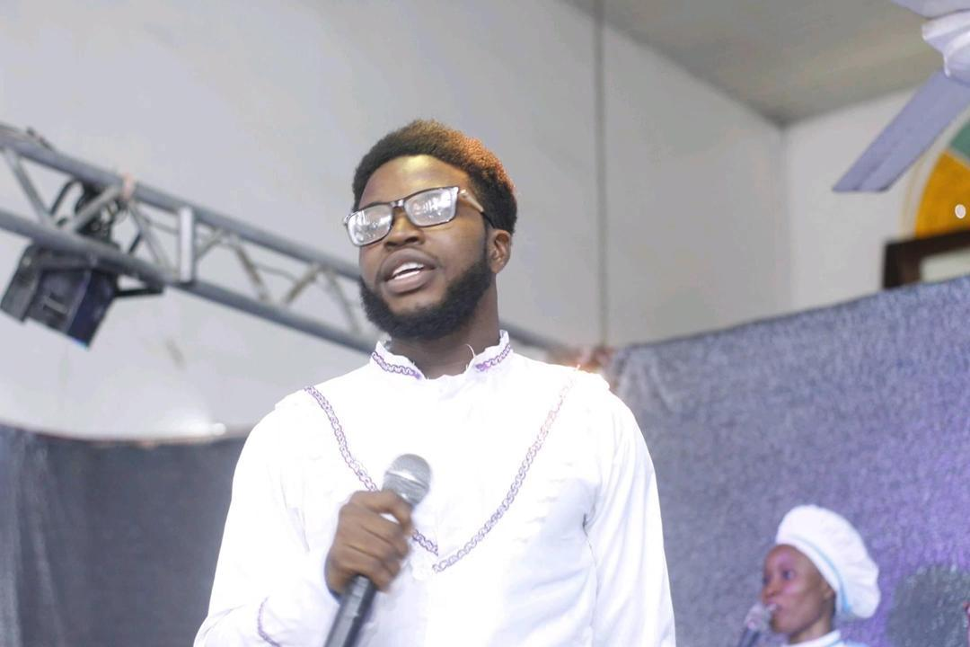 I was always very scared of the microphone until I found myself musically - GOSpel