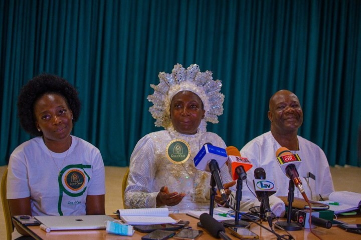 The doors of LOC, Lagos is Open To All- Rev. Mother Esther Ajayi