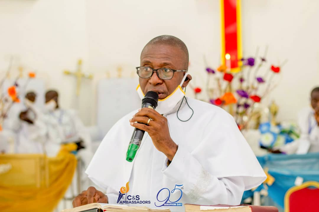 96th Seraphim Day Anniversary would be a refreshing time in God's presence - Apostle Tayo Ajose