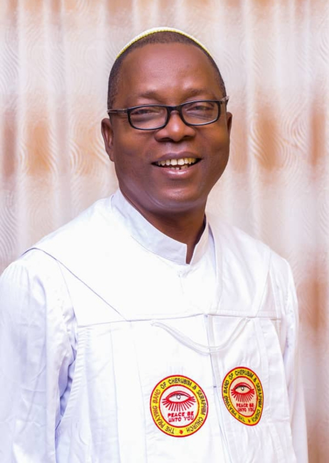 HEAVEN GAINS A SAINT AS SPECIAL APOSTLE J.K. OLOWOGORIOYE PASSED ON