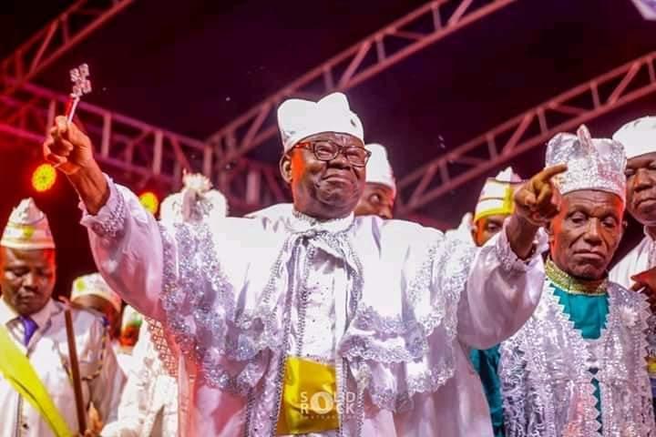 Ojokoro 2021: Eternal celebrates 88th years remembrance of C & S Founder, St Moses Orimolade Tunolase